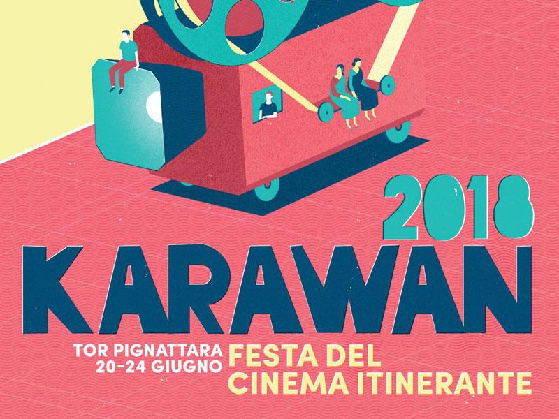 locandina KARAWAN FEST 2018