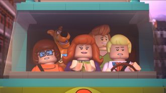 LEGO Scooby Doo! Fantasmi a Hollywood 1