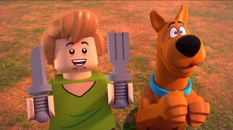 LEGO Scooby Doo! Fantasmi a Hollywood 3