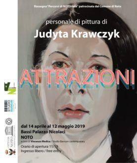 Attrazioni di Judyta Krawczyk-locandina
