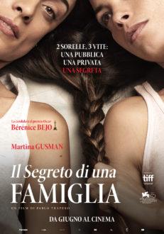 Il Segreto di una famiglia (La Quietud)-poster