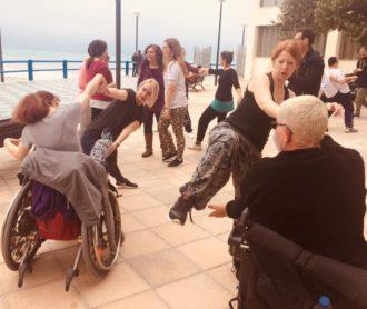 Il progetto europeo Dance in fa tappa a Serra de' Conti-1