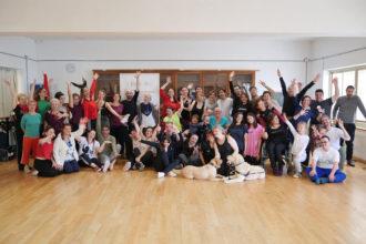 Il progetto europeo Dance in fa tappa a Serra de' Conti-in