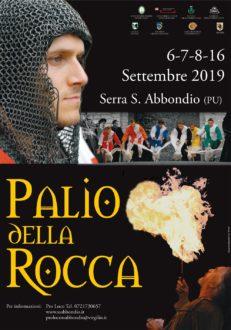 Palio della Rocca-locandina