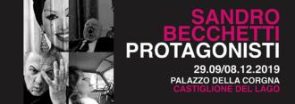 Protagonisti di Sandro Becchetti-banner
