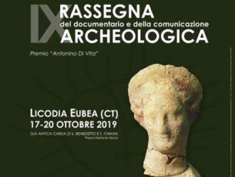 L'archeologia sul grande schermo-locandina