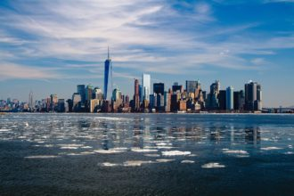New York-Skyline City