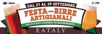 Festa delle Birre Artigianali-locandina