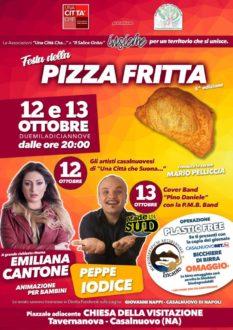 Festa della Pizza Fritta-locandina
