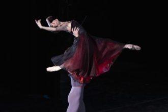 Eleonora Abbagnato - In the Night Yasuko Kageyama -   L'étoile di Palais Garnier e direttrice dle corpo di ballo del Teatro dell'Opera di Roma, Eleonora Abbagnato, insignita del Premio al Valore Europa in Danza 2020'