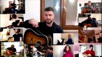 I 12 Artisti da casa