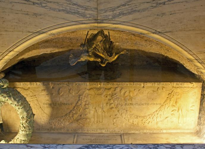 Tomba-di-Raffaello-Sanzio-copertina