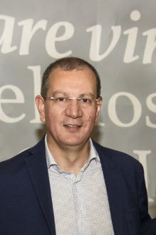 Valentino Di Campli - Presidente Consorzio Vini Abruzzo