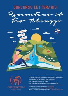 Concorso-letterario-Raccontami-il-Tuo-Abruzzo-locandina-in
