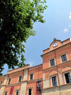 Cosenza - Palazzo Arnone - Sede Direzione regionale musei Calabria e GnC