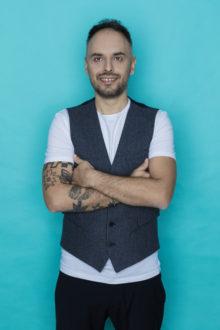 Massimiliano Squillace, CEO di Entire Digital