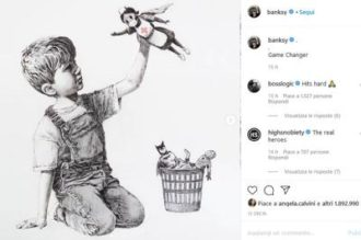 Banksy-in
