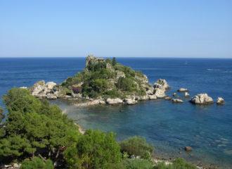 Isola Bella Taormina-in