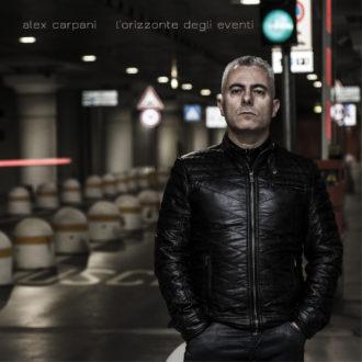 Alex Carpani-L'orizzonte degli eventi cover-in