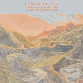 Homunculus Res_Andiamo in giro copertina-in