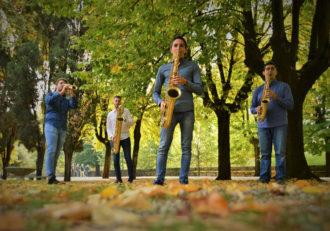 Alma Sax Quartet - 29 agosto