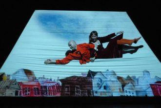 Anima blu - Tam Teatromusica - Foto di Claudia Fabris