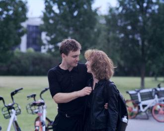 Undine - Paula Beer, Franz Rogowski, Fotograf Christian Schulz, (c) Schramm Film