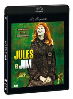 Jules e Jim Collezionista - edizione Combo
