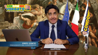 Pippy Conte - Presidente del Condominio