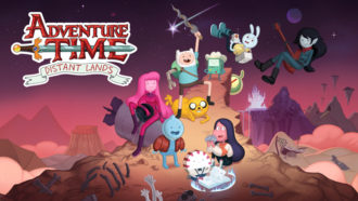 Adventure Time - Distant Lands-in