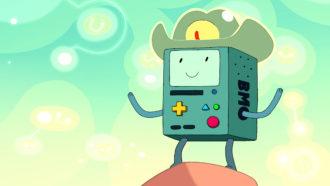 Adventure Time - Distant Lands-1