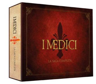 I Medici - La saga completa - BOX DVD
