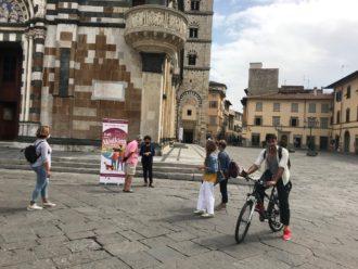 eatPRATO Walking-Appuntamento in piazza Duomo per il trekkingurbano