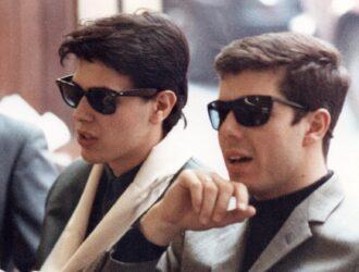1988 Oscar Giammarinaro con Ezio Bosso