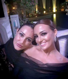 Bushra Rozza cantante famosissima in Egitto