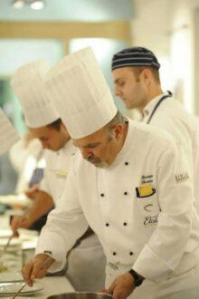 Chef Rossano Boscolo