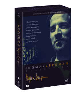 Cofanetto Bergman - DVD