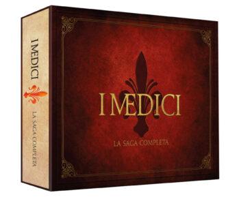 I Medici - La saga completa Box - DVD