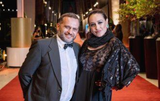 Ieva con il regista e marito Carlo Fusco