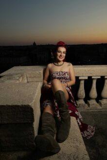 I'm Erika - Andrea Boccalini