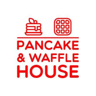 LOGO PANCAKE & WAFFLE HOUSE-in