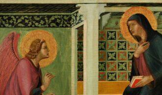 Polittico Lorenzetti Post Annunciazione