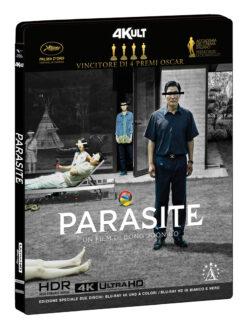 Parasite - Cofanetto 4K