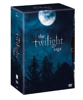 The Twilight Saga Exclusive Collection 2020 - DVD