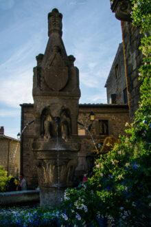Vitorchiano - Fontana del Fuso - Foto di Carlo Cruciani