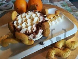Biscotti veneziani e arancia