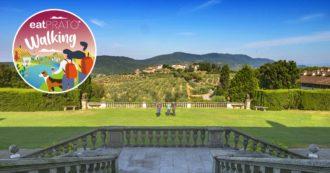 eatPRATO Walking sulla Via Medicea - Villa Artimino