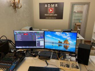 Studio ADMR - Web Radio