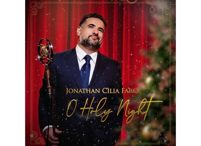 Jonathan Cilia Faro O HOLY NIGTH copertina-cop