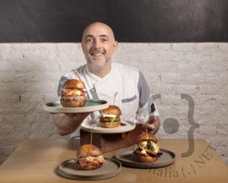 Riccardo Loreni di Cuoco e Camicia